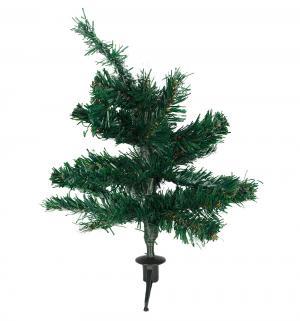 Искусственная елка  зеленая 33 см Новогодняя сказка