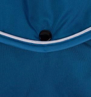 Коляска-трость  1108, цвет: синий Glory