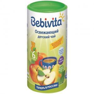 Чай  освежающий, 200 г Bebivita