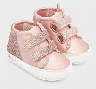 Newborn Ботинки для девочки 9338 Mayoral