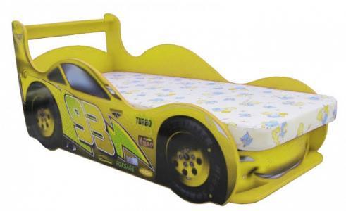 Подростковая кровать  машина Топ Спит Red River