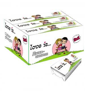 Жевательная конфета  Дыня-ананас, 25 г Love is
