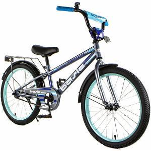 Двухколёсный велосипед  Basic 20 Navigator. Цвет: atlantikblau