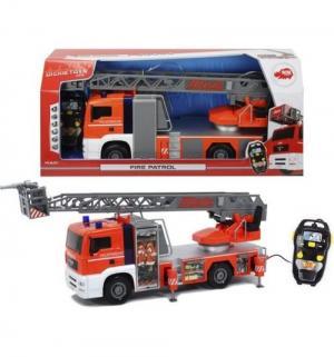Машинка  Пожарная д/у свет звук вода 50 см Dickie