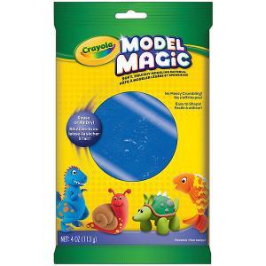 Застывающий пластилин  Model Magic, синий 113 гр Crayola