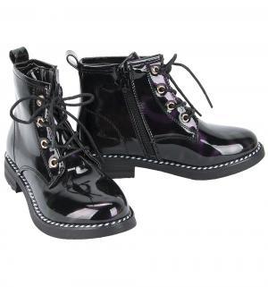 Ботинки , цвет: фиолетовый Чипполино