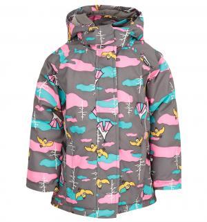 Куртка , цвет: серый Lappi Kids