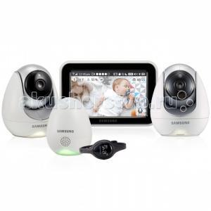 Видеоняня 2 камеры SEW-3057WPX2 Samsung