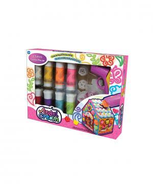 Набор для рисования Пряничный домик, 8 цветов Angel Clay