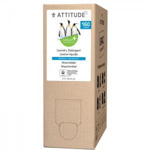 Жидкое средство для стирки гипоаллергенное Wildflowers (160 стирок) Attitude
