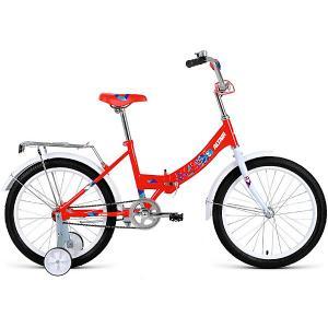Двухколёсный велосипед  Kids 20 Altair. Цвет: оранжевый/белый