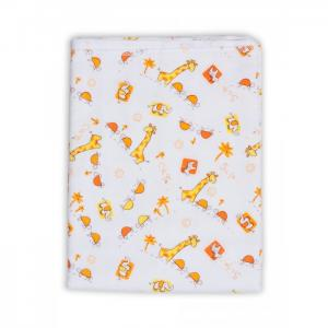 Пеленка  для новорожденных фланелевая Тренды Сафари 2 шт. Чудо-чадо