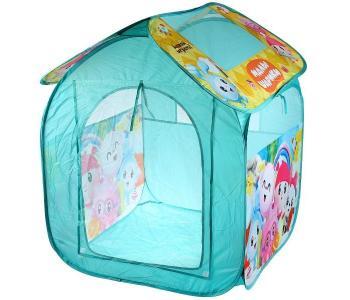 Палатка детская Малышарики Играем вместе