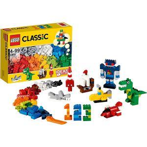 10693: Дополнение к набору для творчества – яркие цвета LEGO