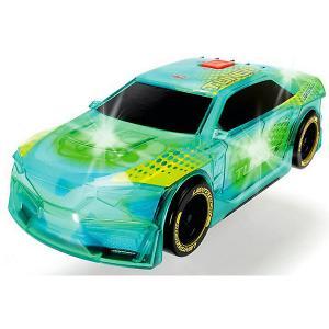 Машинка , фрикционная, 20 см Dickie Toys. Цвет: голубой