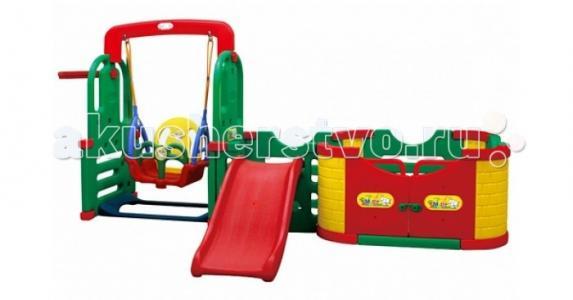 Детский игровой комплекс для дома и улицы Smart Park JM-1003 Happy Box