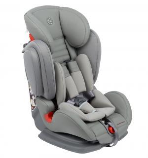 Автокресло  Mustang, цвет: gray Happy Baby