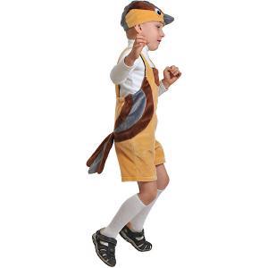 Карнавальный костюм  Воробей Карнавалофф. Цвет: разноцветный