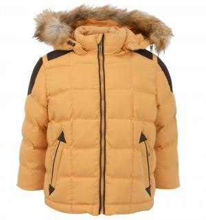 Куртка , цвет: желтый Ёмаё