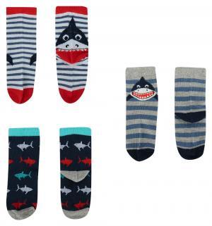 Носки , цвет: красный/серый Yo!