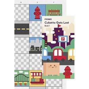Карта для путешествий  Город Primo Toys