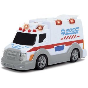 Машинка Dickie Машина скорой помощи со светом и звуком, 15 см Simba