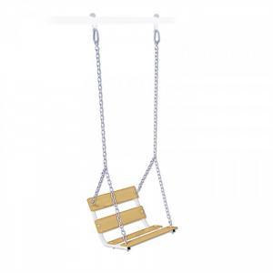 Качели  цепные деревянные Midzumi