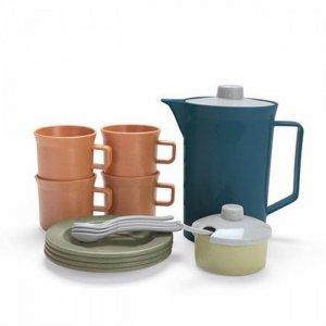 Набор для кофе на 4 персоны (15 предметов) Dantoy