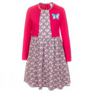 Платье для девочки WJD27018M M&D