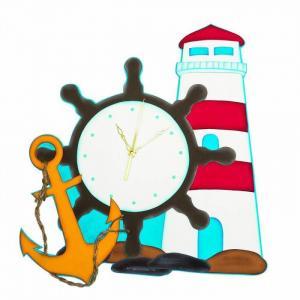 Набор для творчества Часы морские Волшебная мастерская