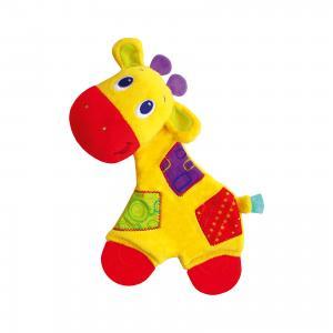 Развивающая игрушка  Самый мягкий друг Жираф Bright Starts
