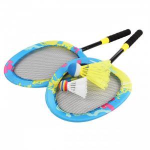 Набор мягких ракеток с 2-мя воланчиками 2-ух размеров Veld CO