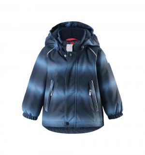 Куртка  Tec Kuusi, цвет: голубой/синий Reima