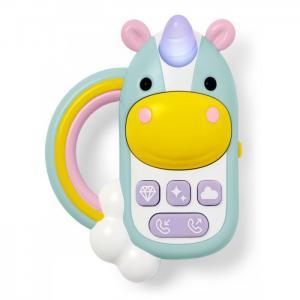 Развивающая игрушка  музыкальный Телефон-единорог Skip-Hop