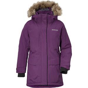 Утеплённая куртка Didriksons Jamila DIDRIKSONS1913. Цвет: лиловый