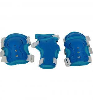 Комплект защиты  PW-320B, цвет: голубой Action Sport