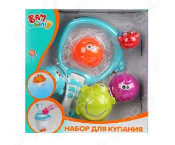 Набор для купания (6 предметов) Наша Игрушка