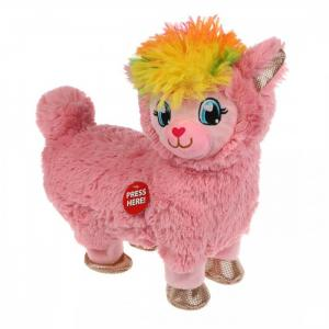 Игрушка функциональная Диско-лама Fluffy Family