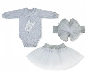 Комплект для девочки Балерина Лео