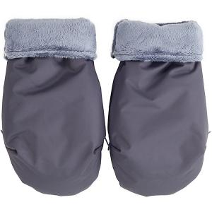 Муфта-рукавички для маминых рук , серый Mammie