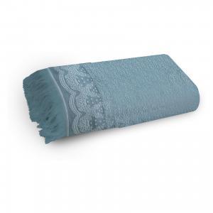 Полотенце махровое 50*90 Белладжио, , голубой Cozy Home