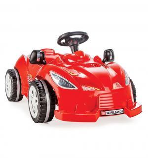 Педальная машина  Speedy, цвет: красный Pilsan