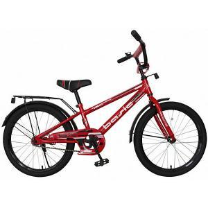 Двухколесный велосипед  Basic, 20 дюймов Navigator. Цвет: разноцветный