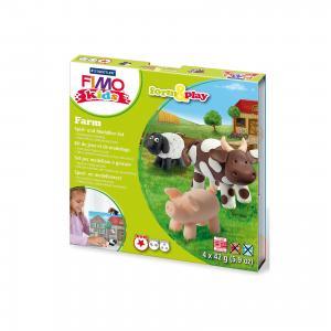 Набор для создания украшений Ферма FIMO
