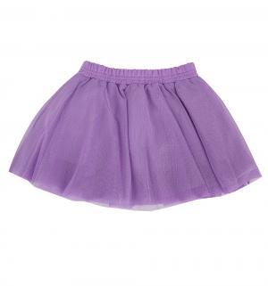 Юбка , цвет: фиолетовый Semicvet