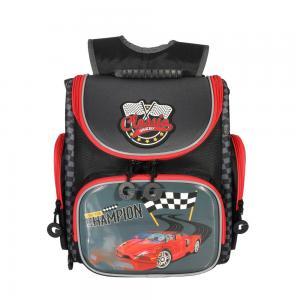 Рюкзак , цвет: черный/серый Grizzly