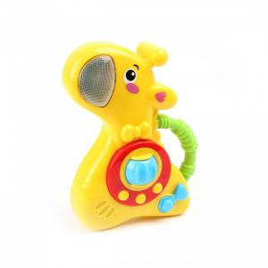 Развивающая игрушка  музыкальная Жирафик Ути Пути