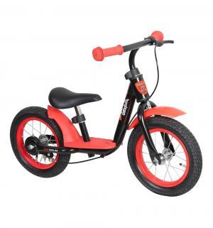 Беговел  KidFun 12, цвет: красный Moby Kids
