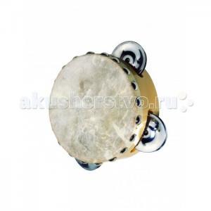 Музыкальный инструмент  Бубен малый с мембраной Goki