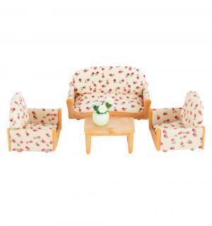 Игровой набор  Мягкая мебель для гостиной Sylvanian Families